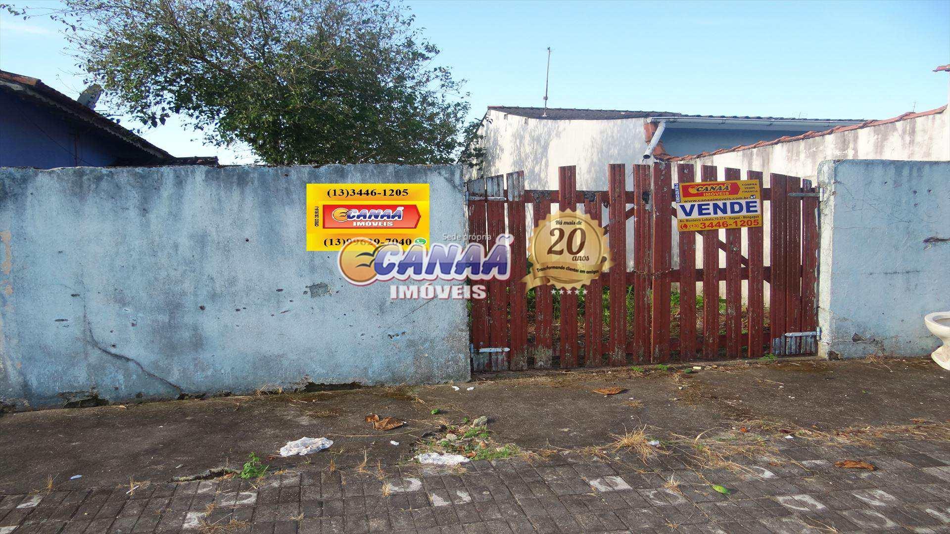 Terreno, Agenor de Campos, Mongaguá - R$ 79 mil, Cod: 6160
