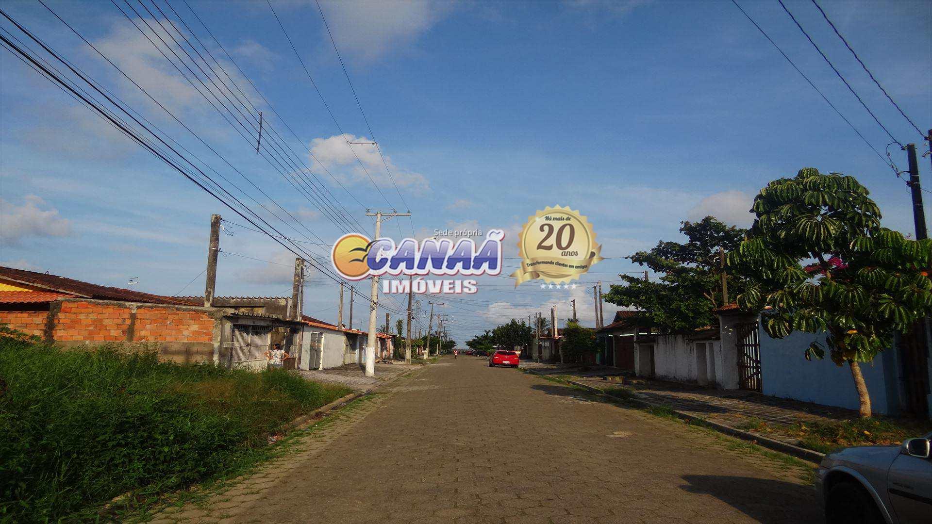 Casa com 2 dorms, Balneário Itaguai, Mongaguá - R$ 212 mil, Cod: 6149