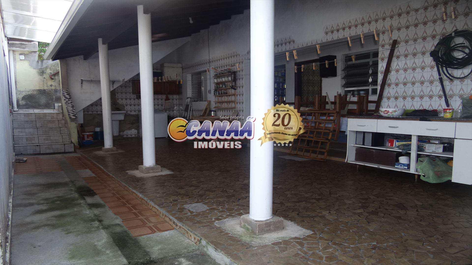 Casa com 2 dorms, Jardim Suarão, Itanhaém - R$ 339 mil, Cod: 6144