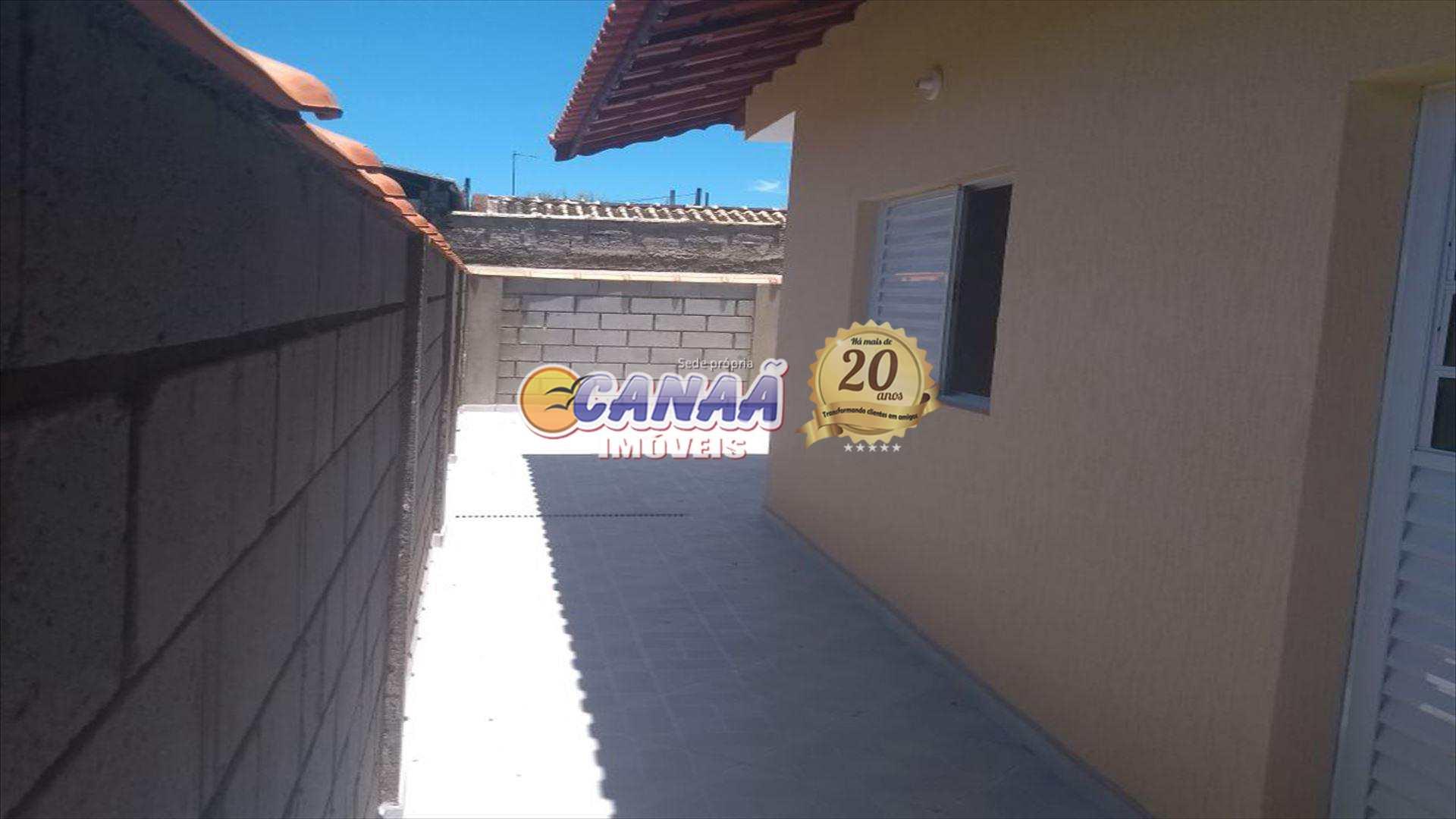 Casa com 2 dorms, Nossa Senhora do Sion, Itanhaém - R$ 160 mil, Cod: 6101
