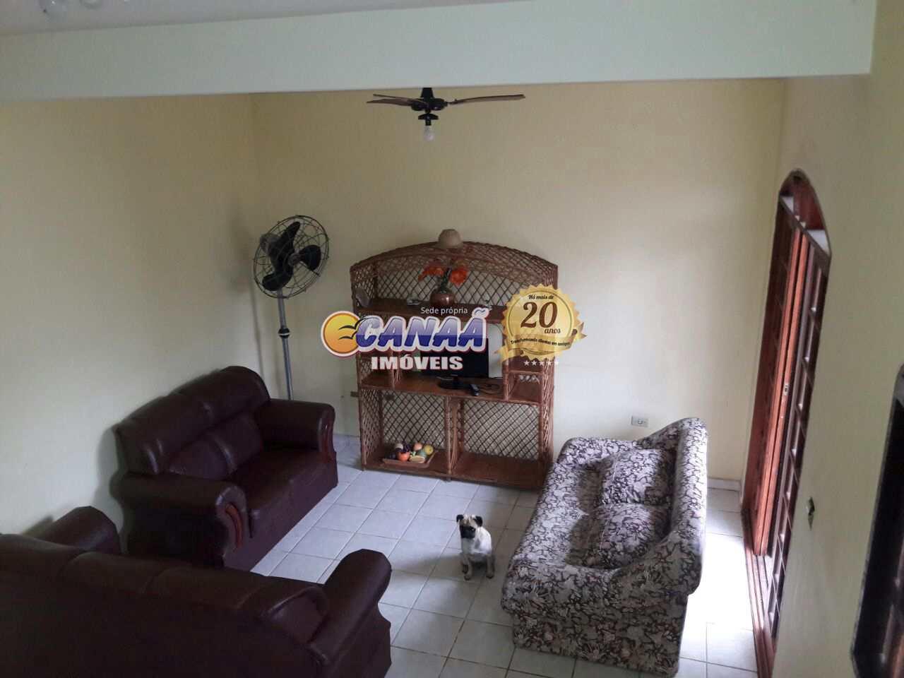 Sobrado com 3 dorms, Agenor de Campos, Mongaguá - R$ 270 mil, Cod: 6027