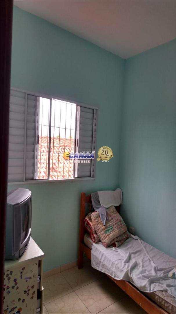 Sobrado com 2 dorms, Balneário Itaguai, Mongaguá - R$ 180 mil, Cod: 6025