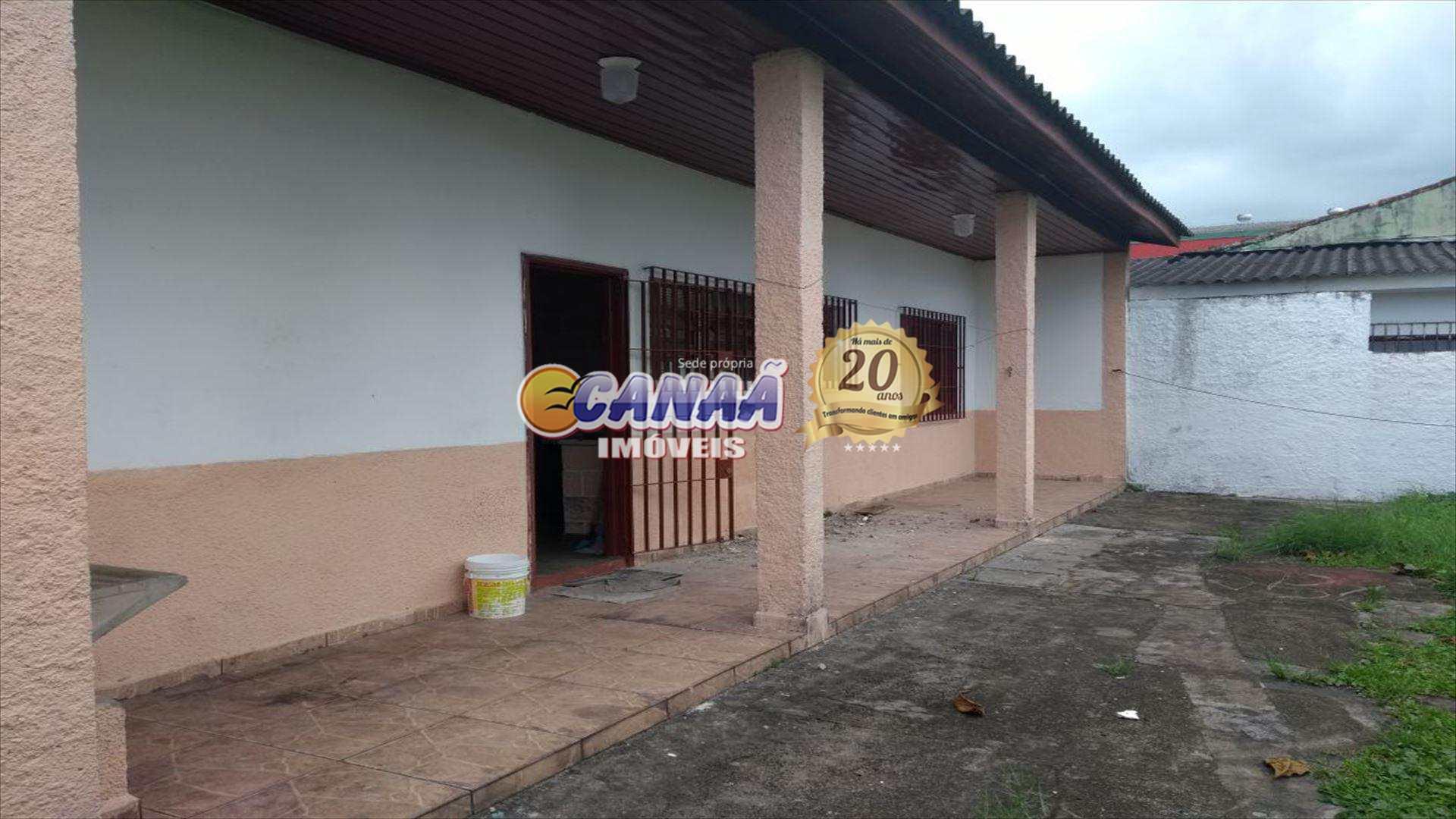 Casa com 3 dorms, Agenor de Campos, Mongaguá - R$ 852 mil, Cod: 6023