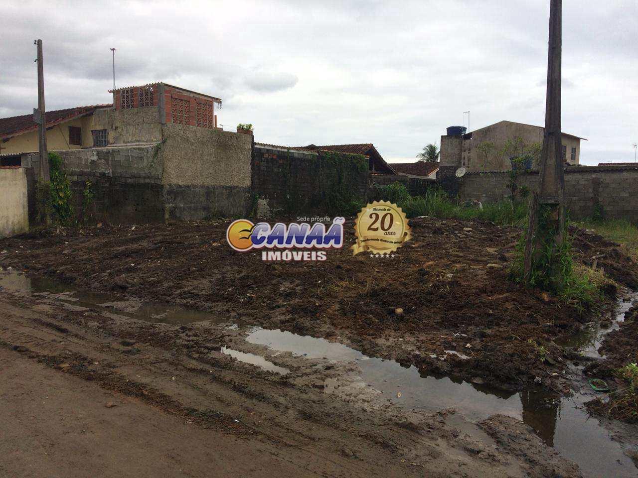 Terreno, Agenor de Campos, Mongaguá - R$ 59 mil, Cod: 6004