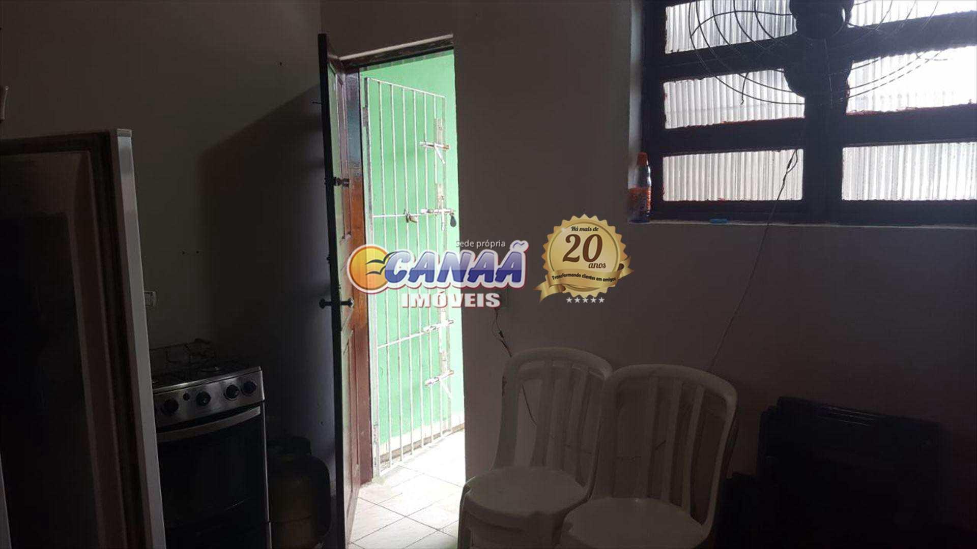 Casa com 1 dorm, Agenor de Campos, Mongaguá - R$ 130 mil, Cod: 6000