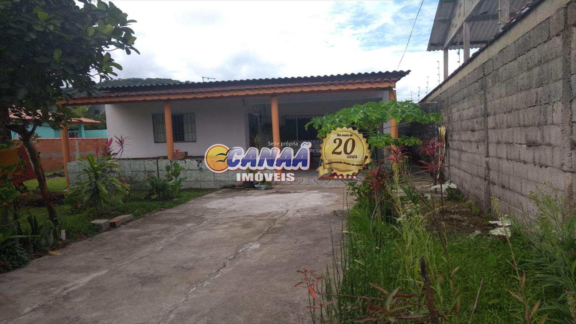 Casa com 2 dorms, Balneário Jussara, Mongaguá - R$ 110 mil, Cod: 5944