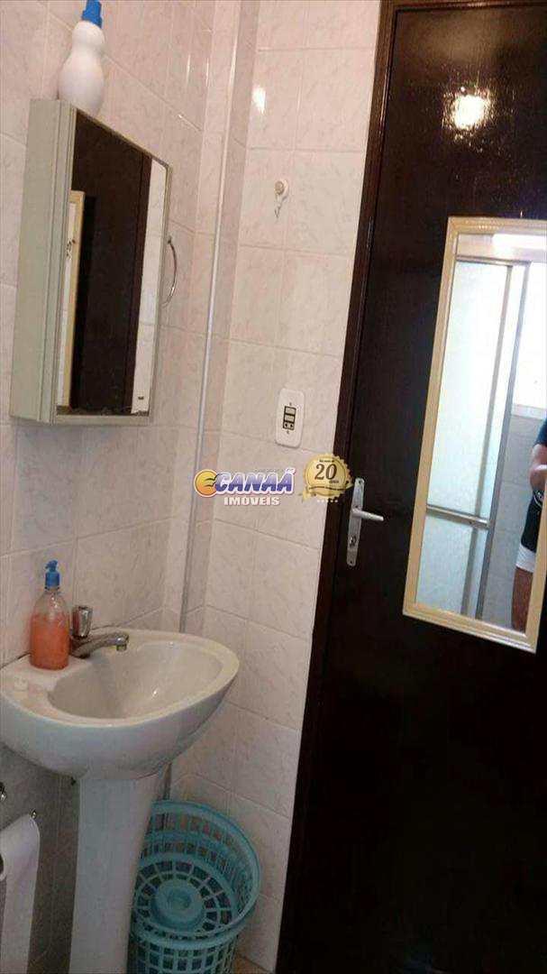 Apartamento com 1 dorm, Vila Vera Cruz, Mongaguá - R$ 190 mil, Cod: 6057