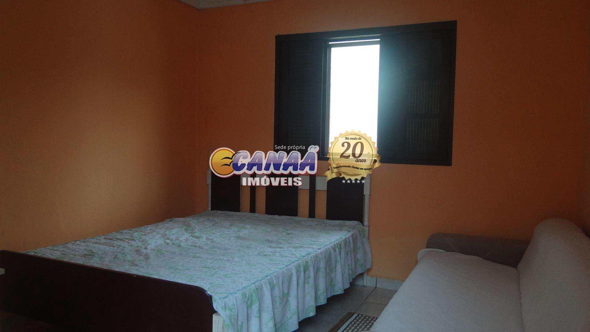 Casa com 3 dorms, Balneário Flórida Mirim, Mongaguá - R$ 350 mil, Cod: 5917