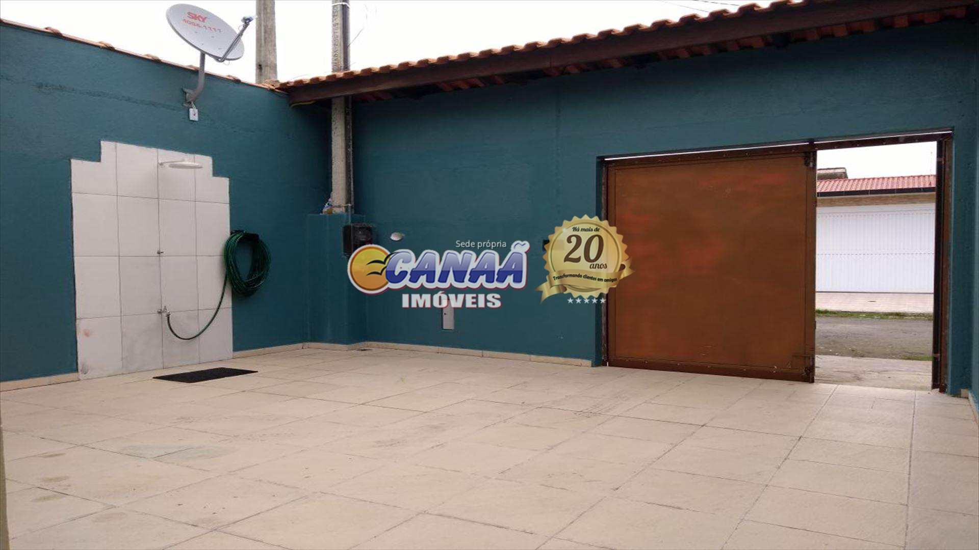Casa com 2 dorms, Balneário Itaguai, Mongaguá - R$ 190 mil, Cod: 5886