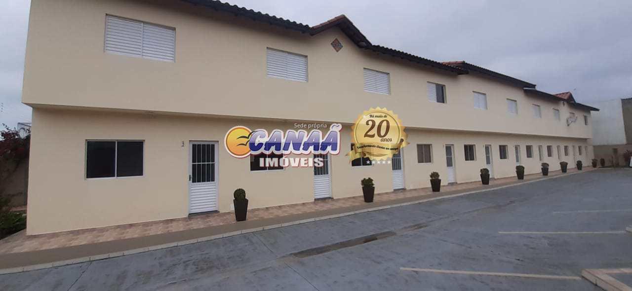 Sobrado de Condomínio com 2 dorms, Cibratel I, Itanhaém - R$ 170 mil, Cod: 5760