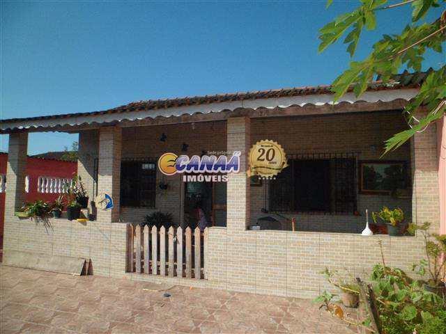 Casa com 2 dorms, Balneário Flórida Mirim, Mongaguá - R$ 365 mil, Cod: 5639
