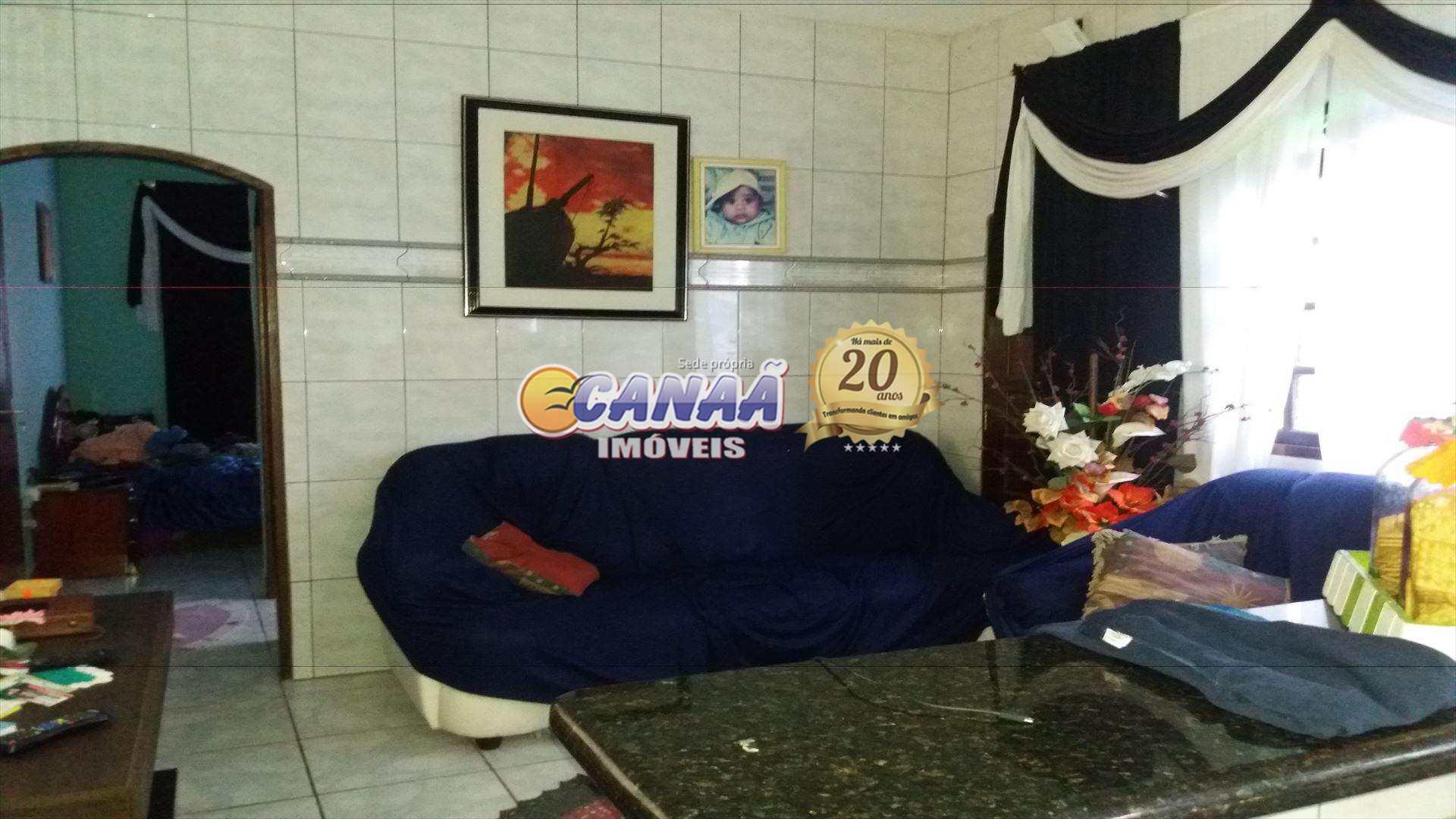 Casa com 3 dorms, Agenor de Campos, Mongaguá - R$ 174 mil, Cod: 5598