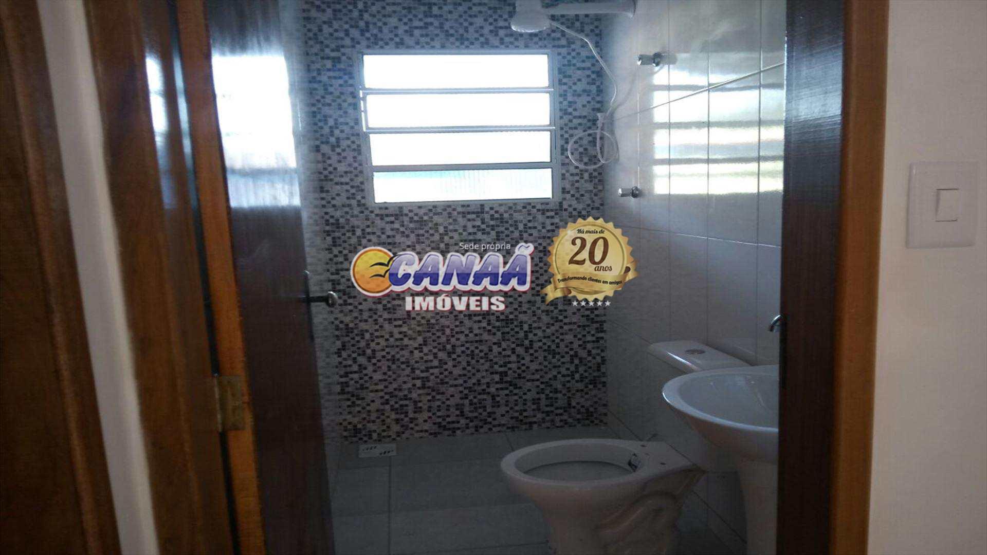 Casa com 2 dorms, Jardim Praia Grande, Mongaguá - R$ 185 mil, Cod: 5571