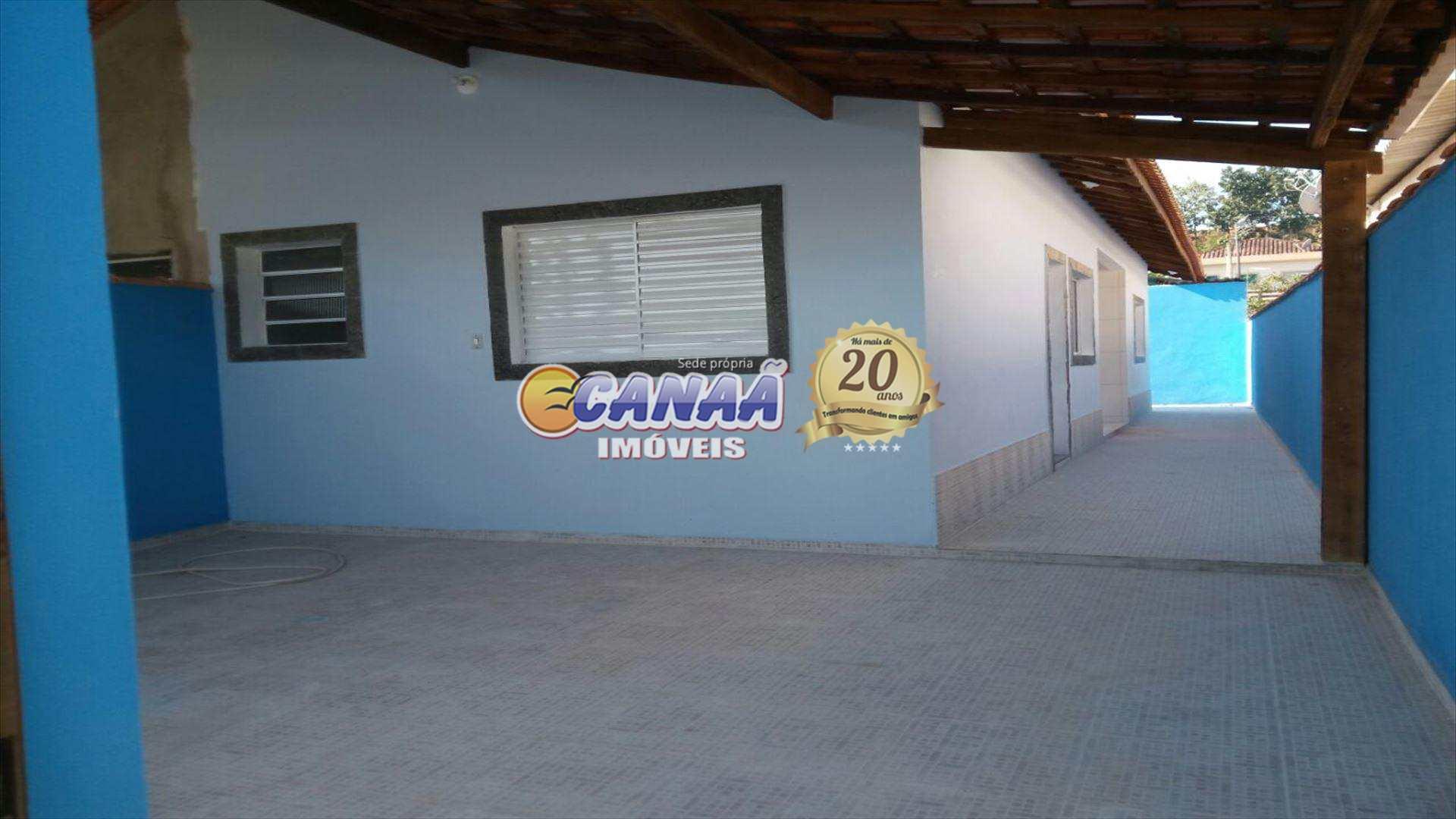 Casa com 2 dorms, Jardim Praia Grande, Mongaguá - R$ 175 mil, Cod: 5570
