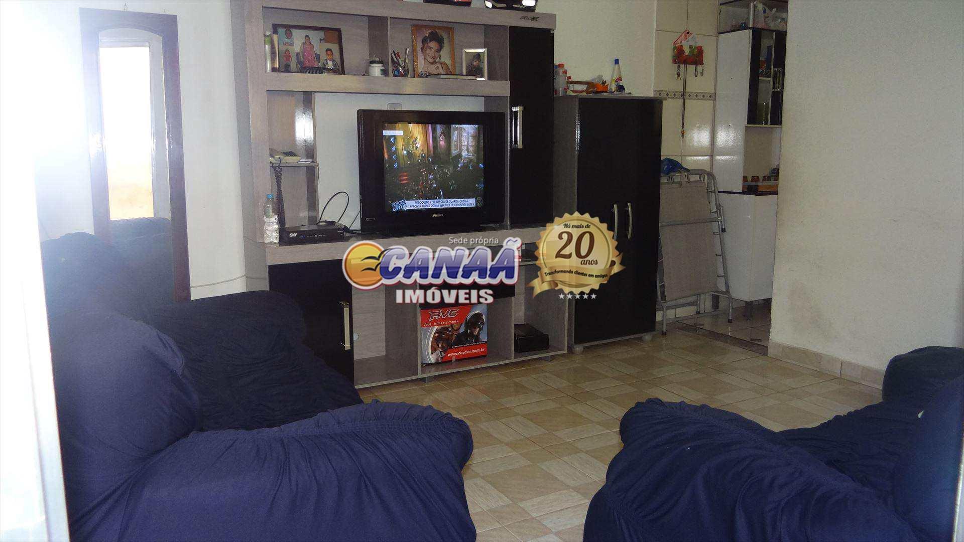Casa com 2 dorms, Balneário Flórida Mirim, Mongaguá - R$ 150 mil, Cod: 5511