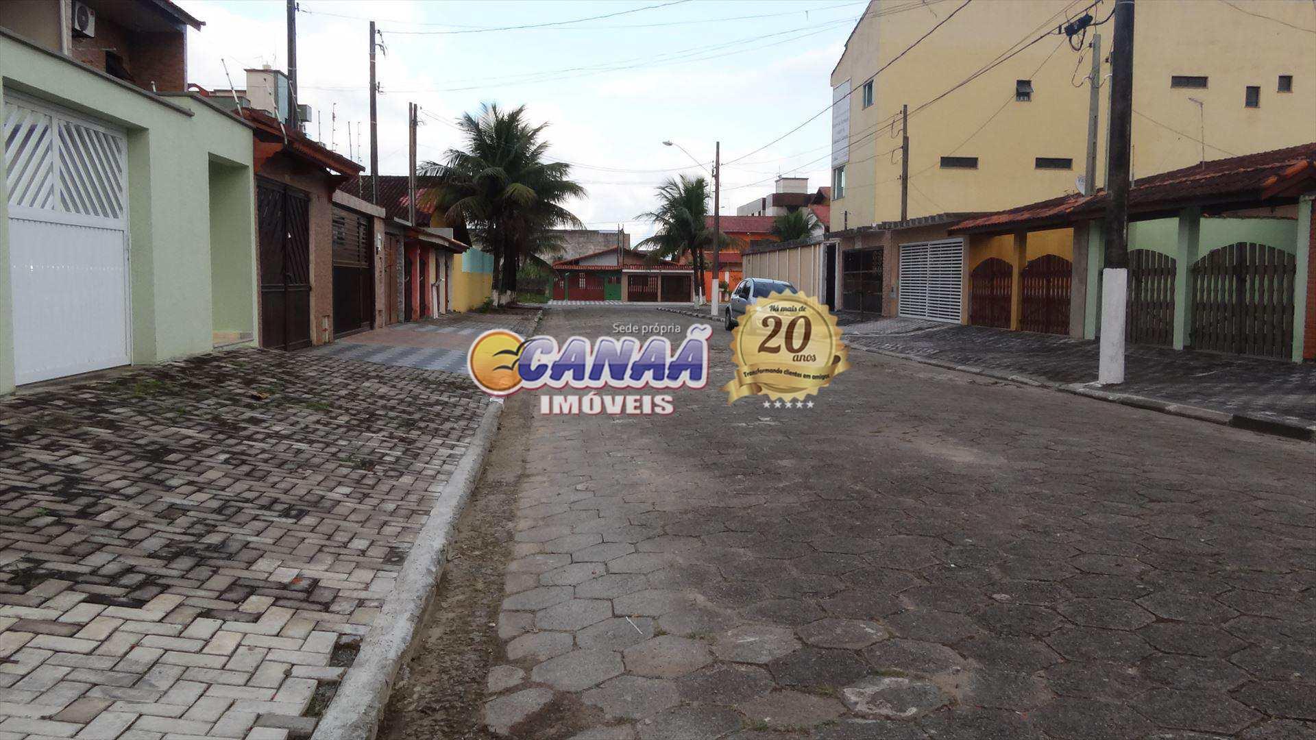 Sobrado com 3 dorms, Balneário Plataforma, Mongaguá - R$ 255 mil, Cod: 5503