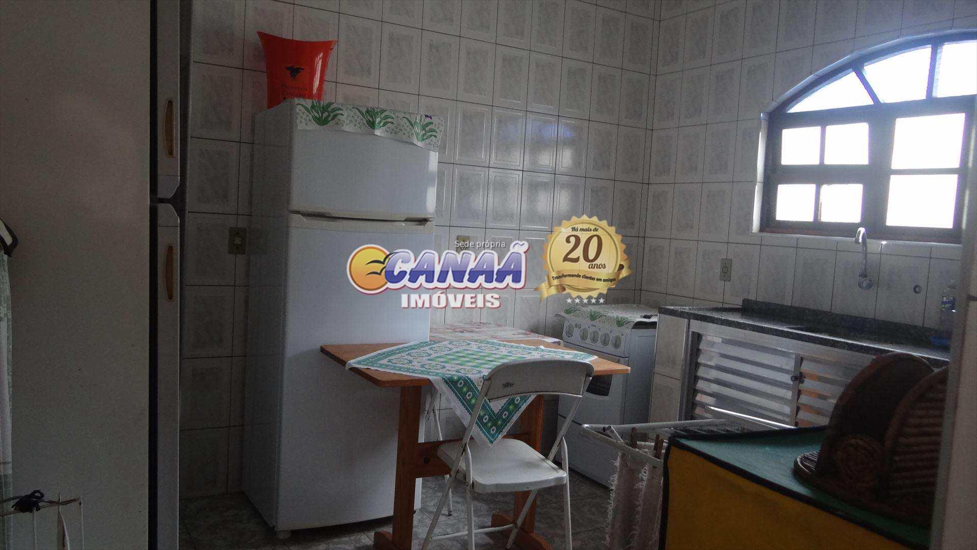 Casa com 1 dorm, Agenor de Campos, Mongaguá - R$ 160 mil, Cod: 5544
