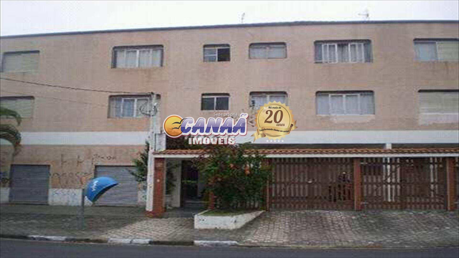 Apartamento com 2 dorms, Balneário Itaóca, Mongaguá - R$ 196 mil, Cod: 5438