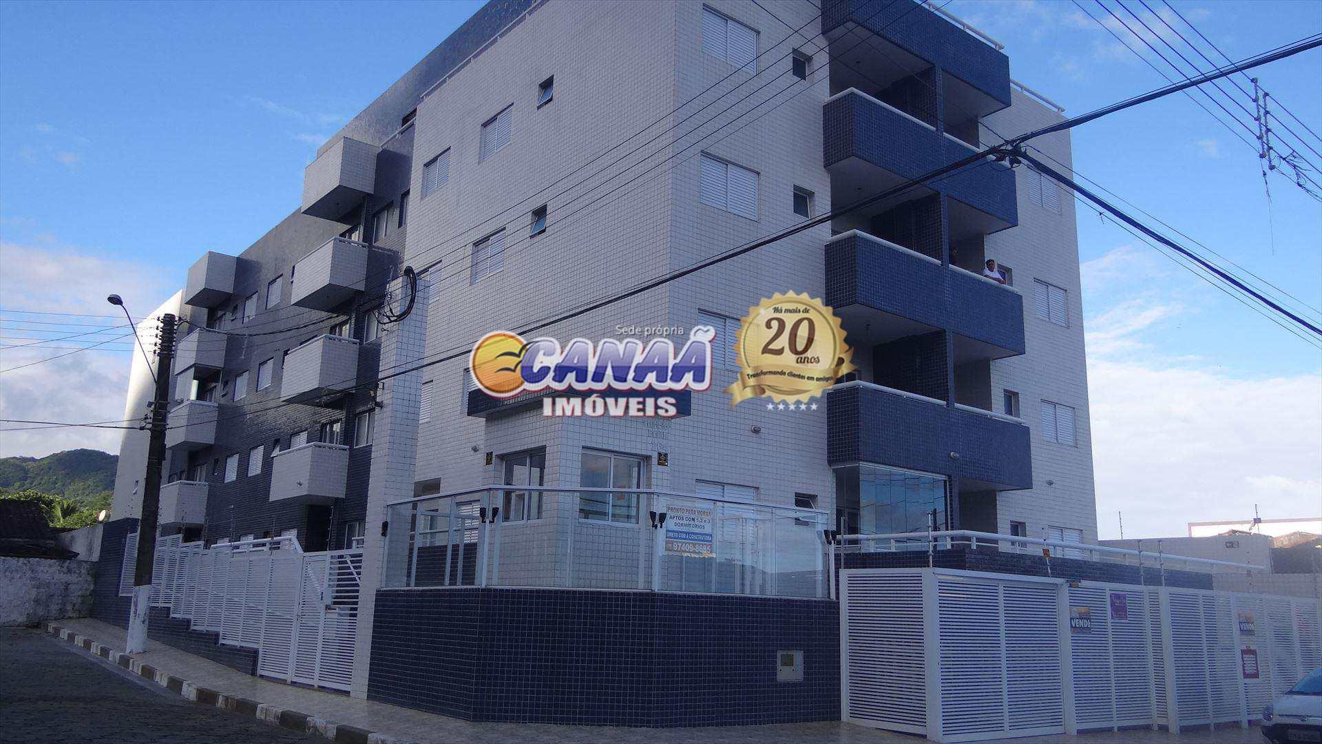 Apartamento em Mongaguá pertinho do centro 2 dorms REF 5399