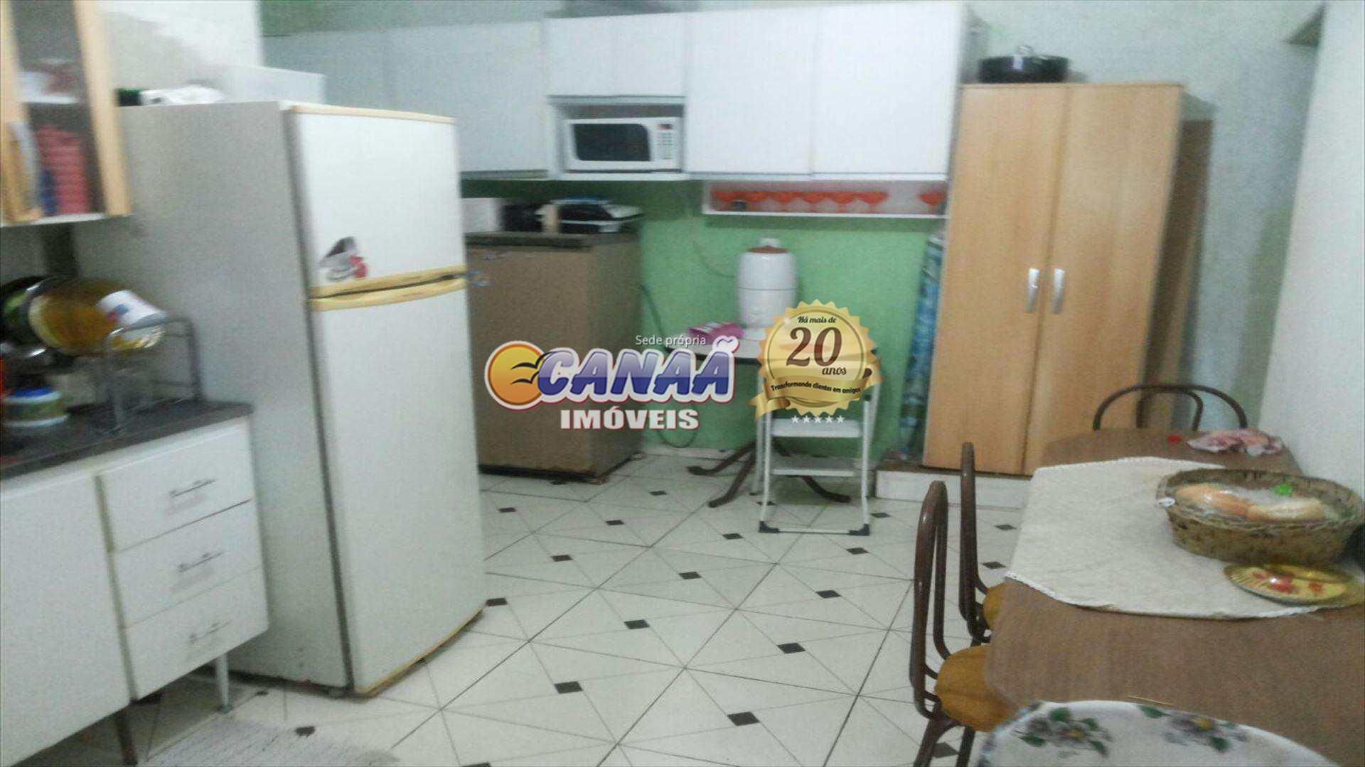 Casa com 3 dorms, Balneário Flórida Mirim, Mongaguá - R$ 180 mil, Cod: 5342