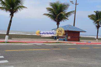 Aparamento em Mongaguá pé na areia ,bairro Vera Cruz .