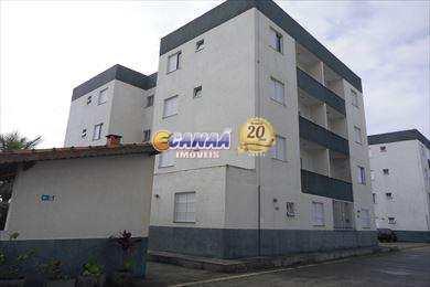 Apartamento com 2 dorms, Balneário Plataforma, Mongaguá - R$ 150 mil, Cod: 5062