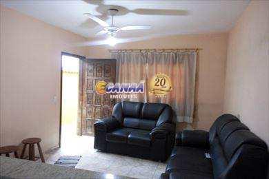 Casa com 2 dorms, Agenor de Campos, Mongaguá - R$ 150 mil, Cod: 5057