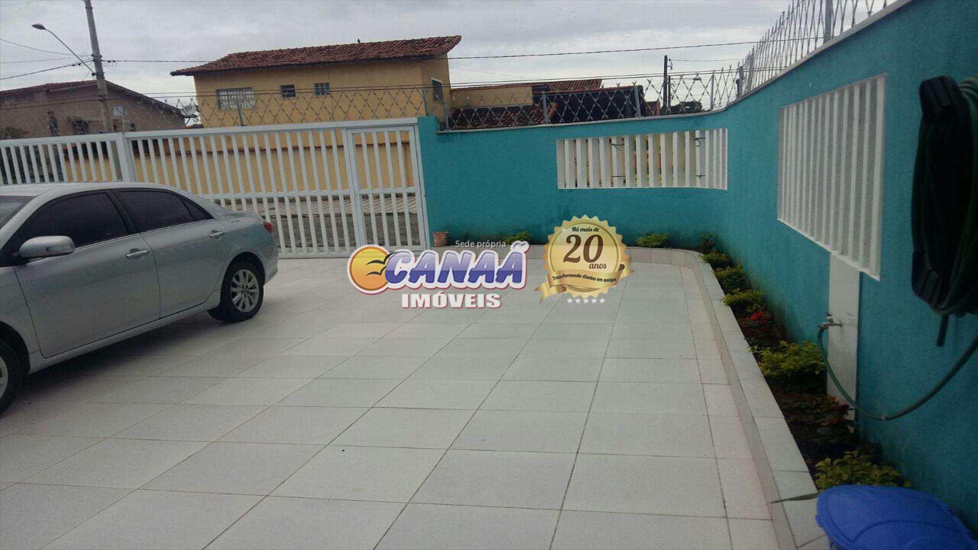 Sobrado com 2 dorms, Balneário Flórida Mirim, Mongaguá - R$ 195 mil, Cod: 5017