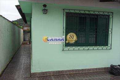 Casa com 3 dorms, Balneário Jussara, Mongaguá - R$ 280 mil, Cod: 4901