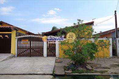 Casa com 2 dorms, Balneário Flórida Mirim, Mongaguá - R$ 250 mil, Cod: 4889