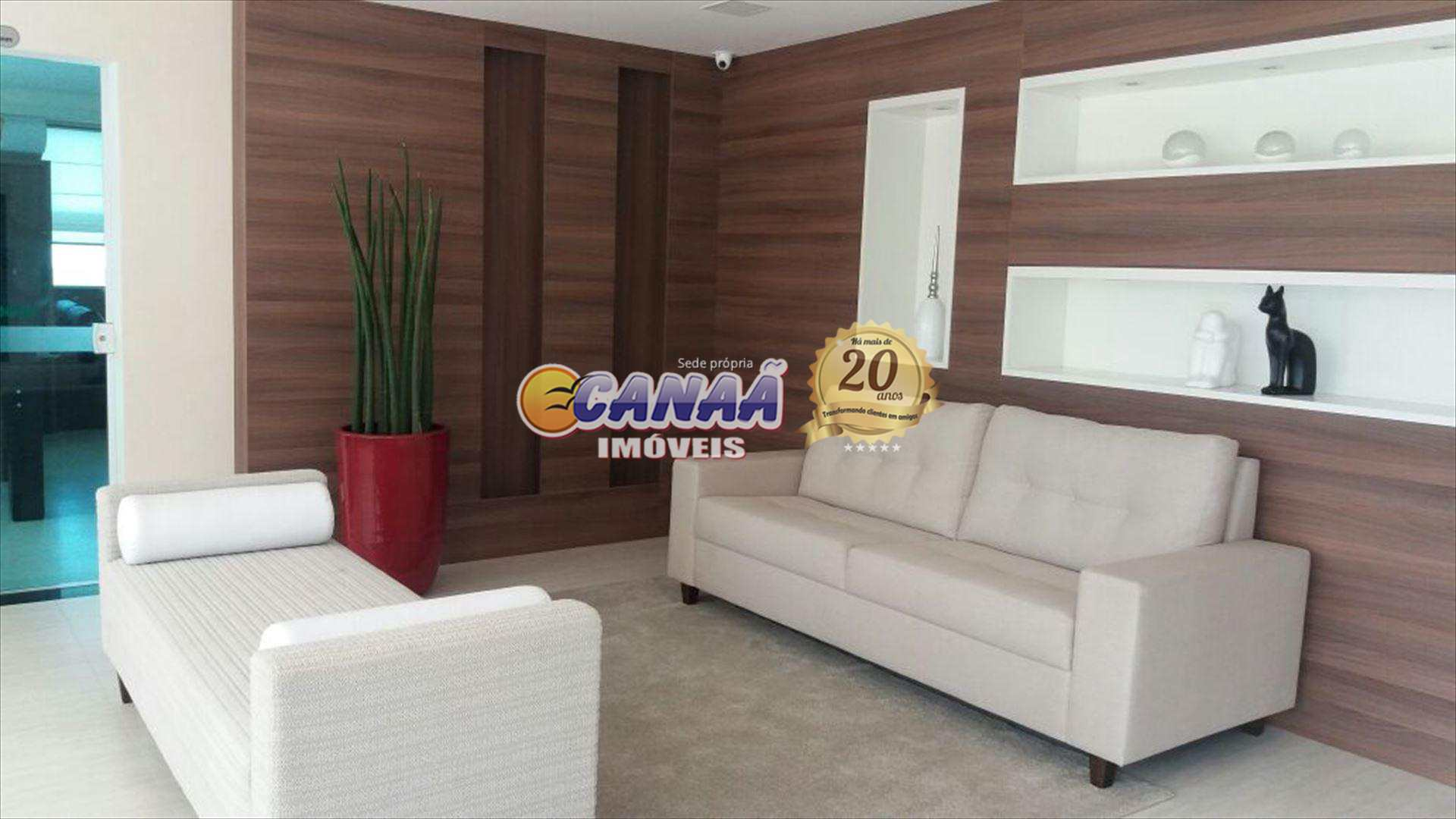 Apartamento em Mongaguá centro da cidade só R$ 200 mil