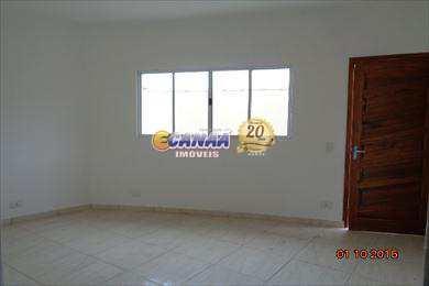 Casa com 2 dorms, Balneário Flórida Mirim, Mongaguá - R$ 145 mil, Cod: 4670