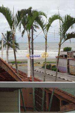 Casa na praia piscina sobrado 3 dormitórios Mongaguá Agenor .