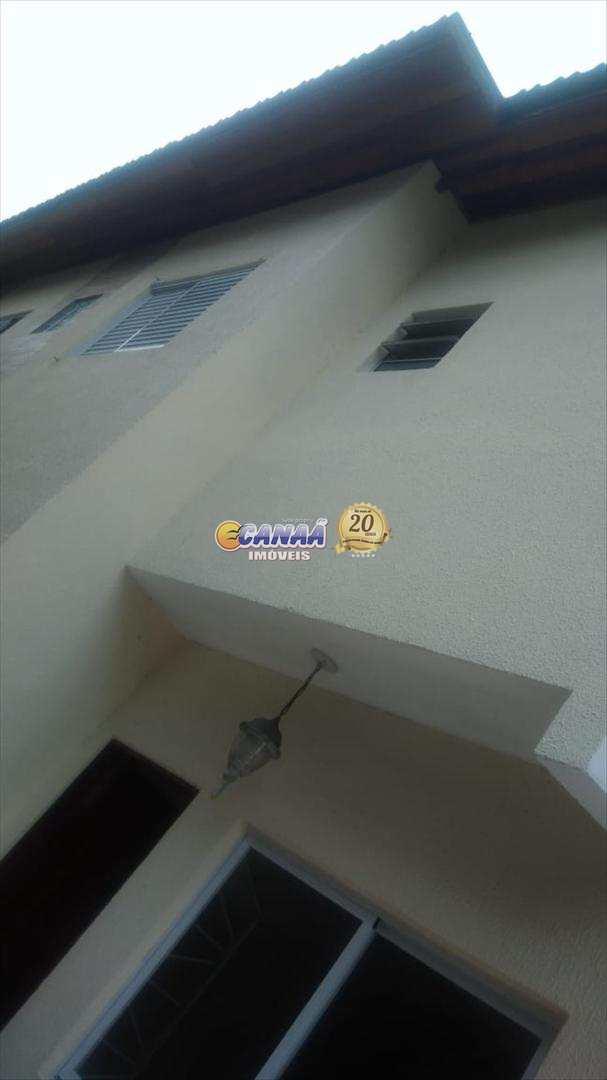 Sobrado de Condomínio com 2 dorms, Pedreira, Mongaguá - R$ 200 mil, Cod: 4419