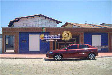 Sobrado de Condomínio com 2 dorms, Balneário Flórida Mirim, Mongaguá - R$ 180 mil, Cod: 3328