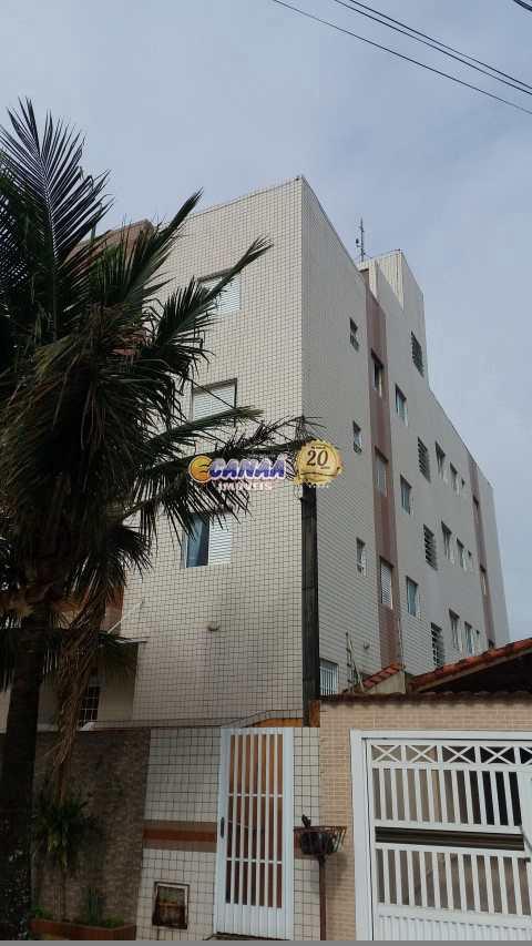 Apartamento lado praia em Mongaguá R$ 180 mil REF 1714