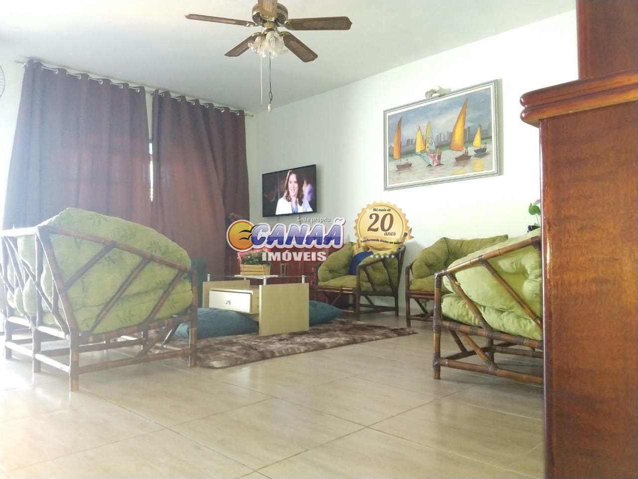 Casa com 3 dorms, Balneário Plataforma, Mongaguá - R$ 270 mil, Cod: 1316