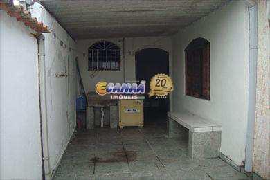 Casa com 2 dorms, Balneário Itaguai, Mongaguá - R$ 170 mil, Cod: 835