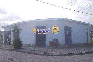 Salão comercial em Mongaguá Bal. Agenor de Campos