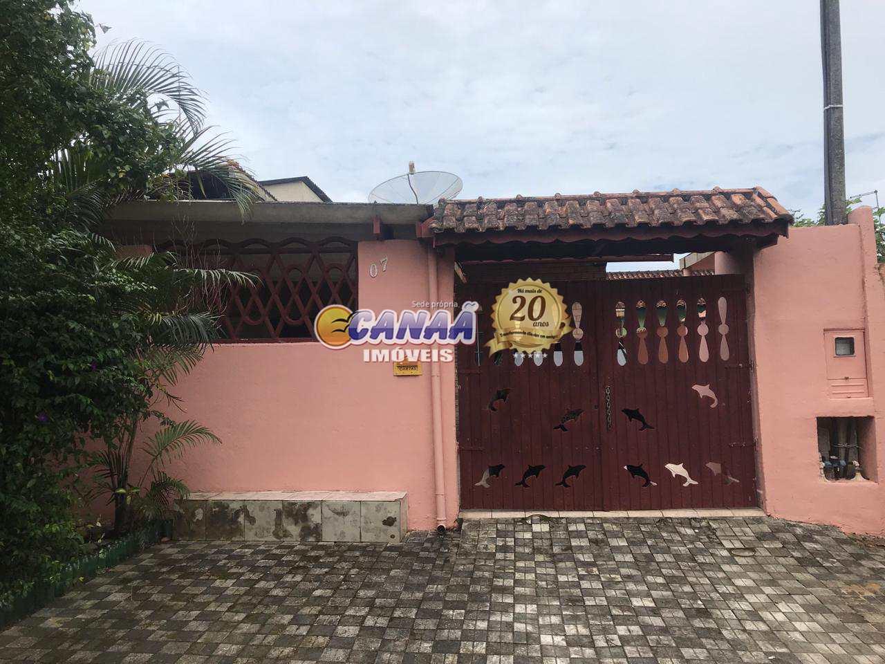 Casa em Mongaguá Agenor de Campos a 5 minutos da praia.