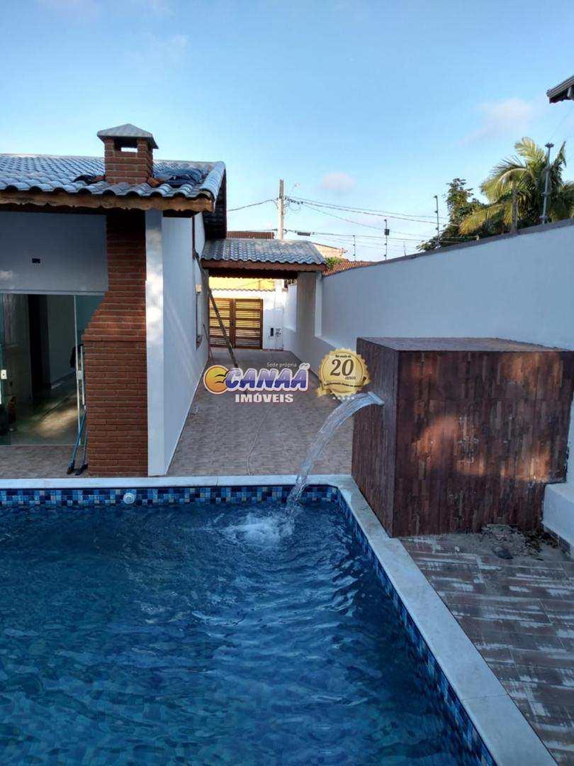 Casa com 3 dorms, Balnerio Gaivota, Itanhaém - R$ 350 mil, Cod: 7281