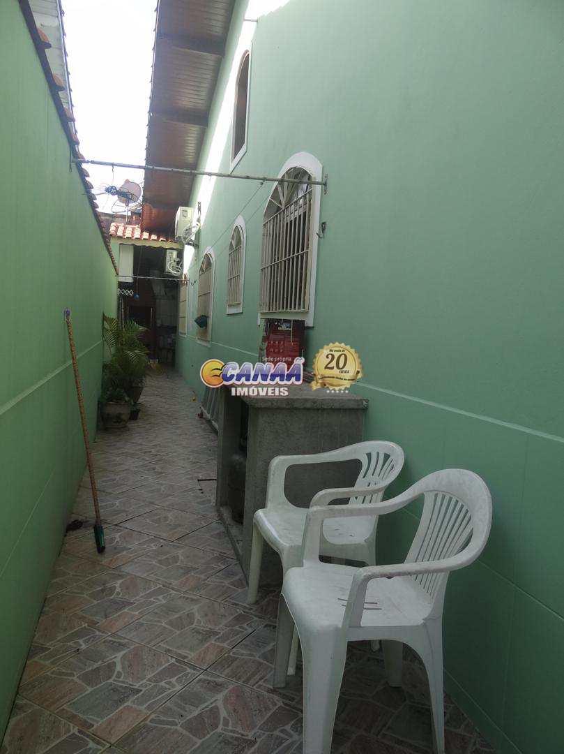 Casa com 2 dorms, Balneário Flórida Mirim, Mongaguá - R$ 200 mil, Cod: 7282