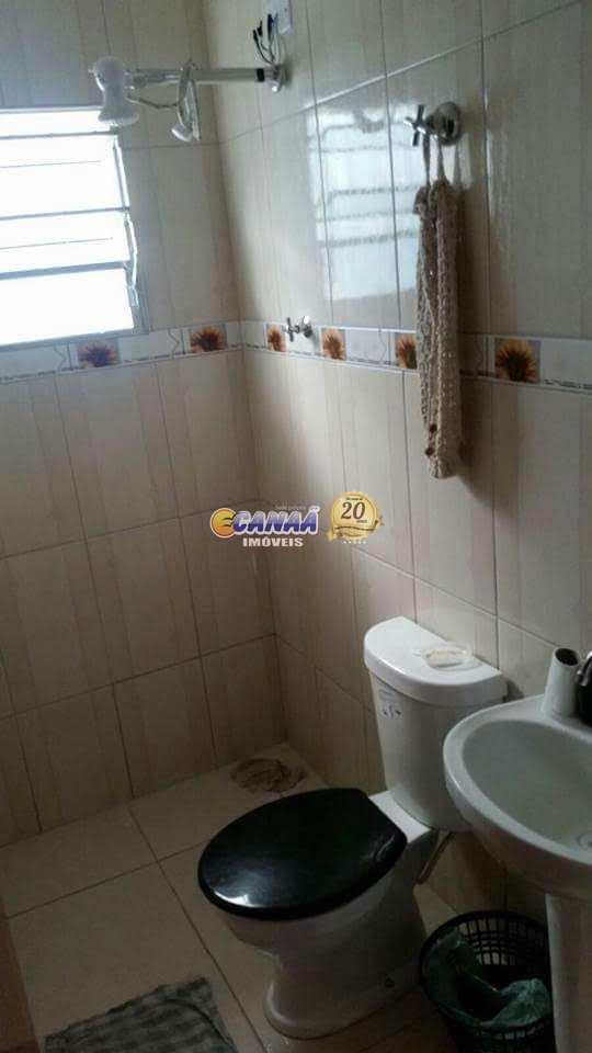 Casa com 2 dorms, Balneário Jussara, Mongaguá - R$ 190 mil, Cod: 7309