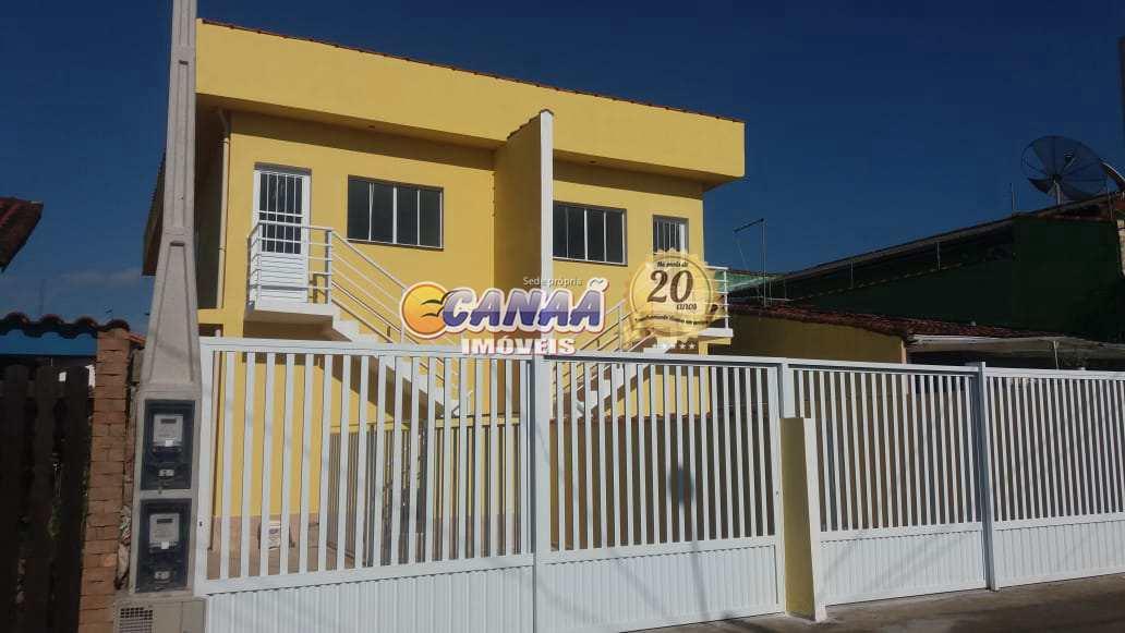 Casa com 2 dorms, Balneário Nova Itanhaém, Itanhaém - R$ 160 mil, Cod: 7310