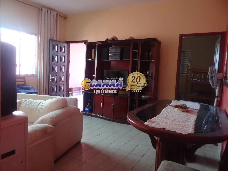 Casa com 3 dorms, Balneário Itaguai, Mongaguá - R$ 300 mil, Cod: 7316
