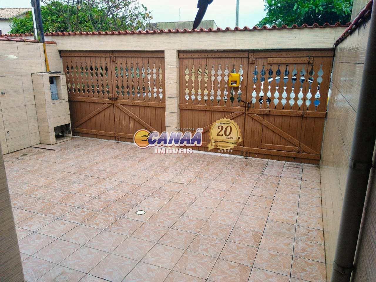 Casa com 2 dorms, Balneário Flórida Mirim, Mongaguá - R$ 230 mil, Cod: 7333