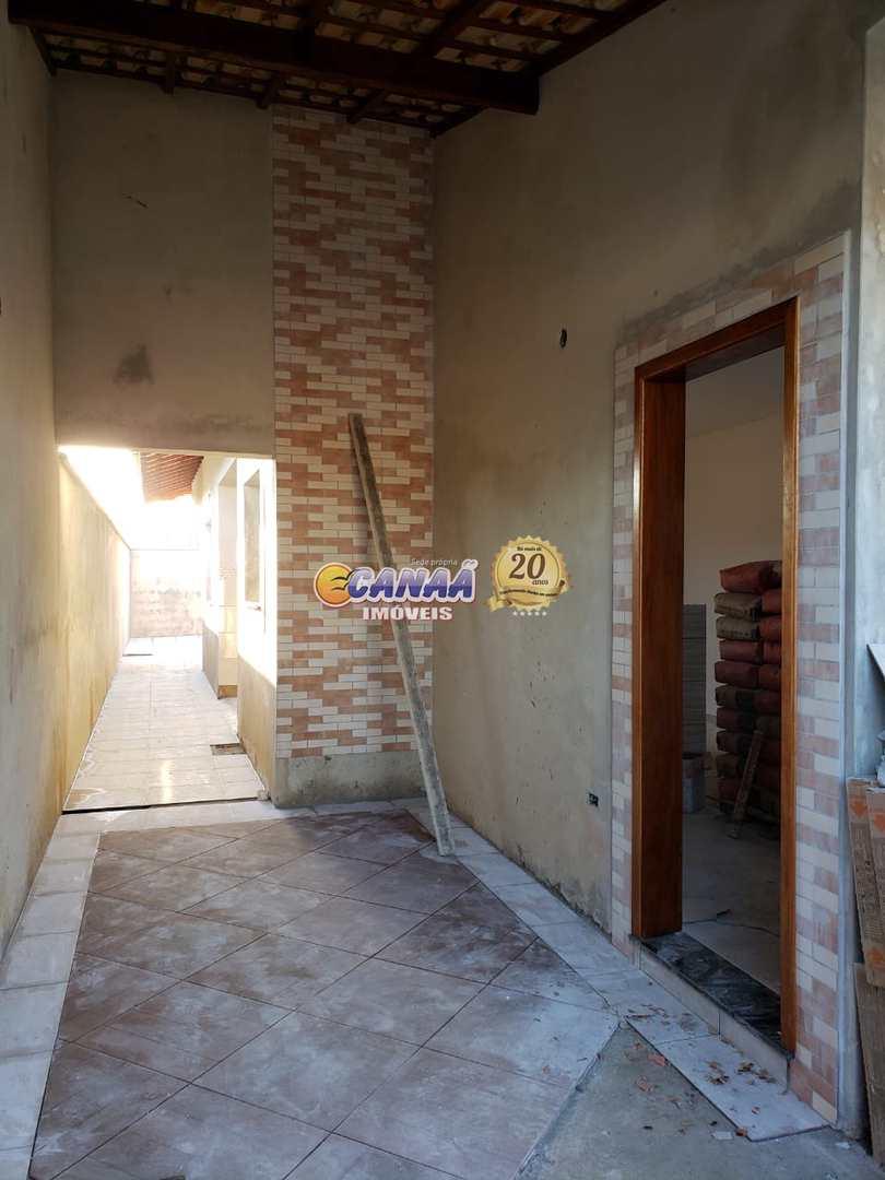 Casa com 2 dorms, Centro, Itanhaém - R$ 260 mil, Cod: 7345