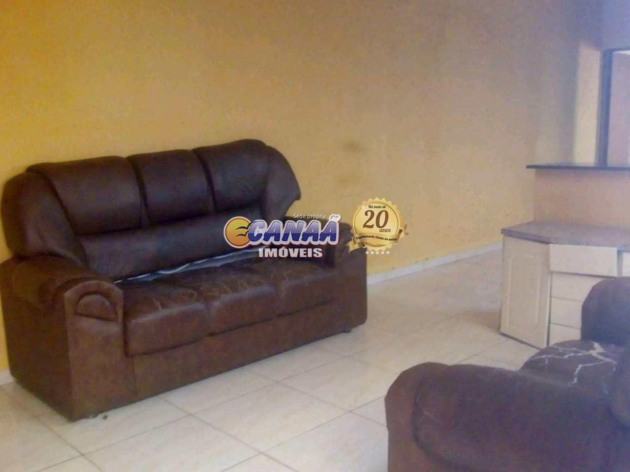 Casa com 2 dorms, Centro, Mongaguá - R$ 190 mil, Cod: 7353