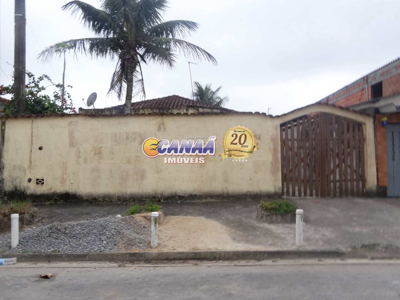 Casa com 2 dorms, Balneário Plataforma, Mongaguá - R$ 169 mil, Cod: 7377