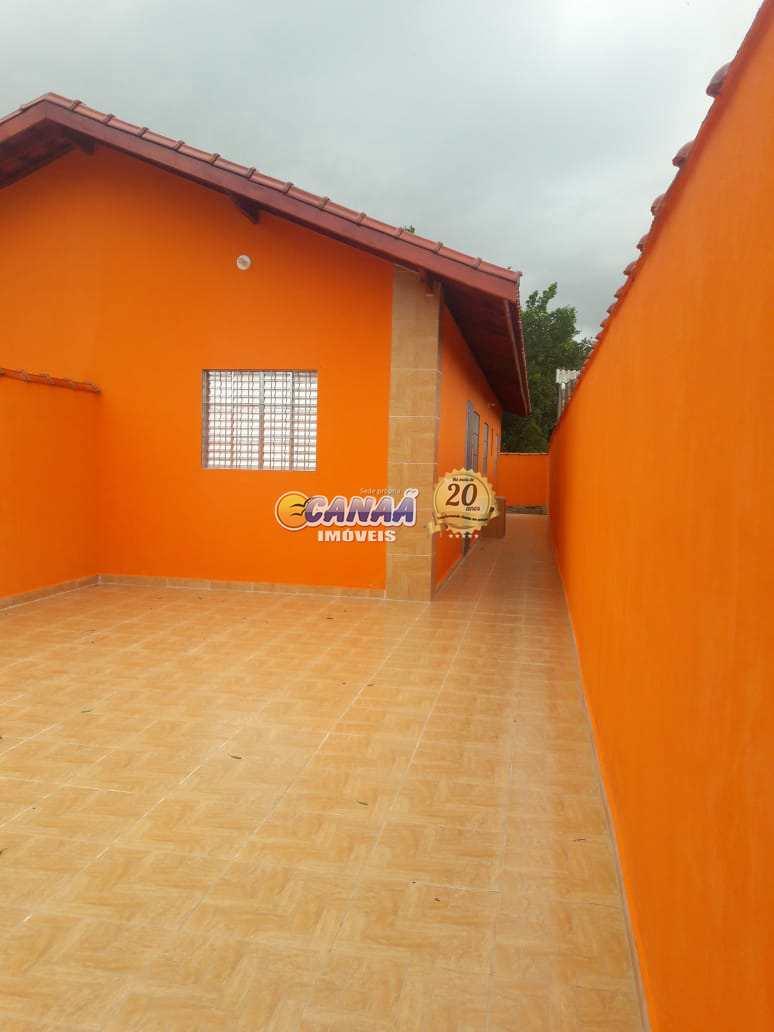 Casa na praia em Itanhaém, somente a vista - REF 7389